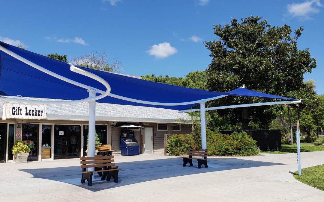 Benefits of a Commercial Shade Structure for Your Florida Business