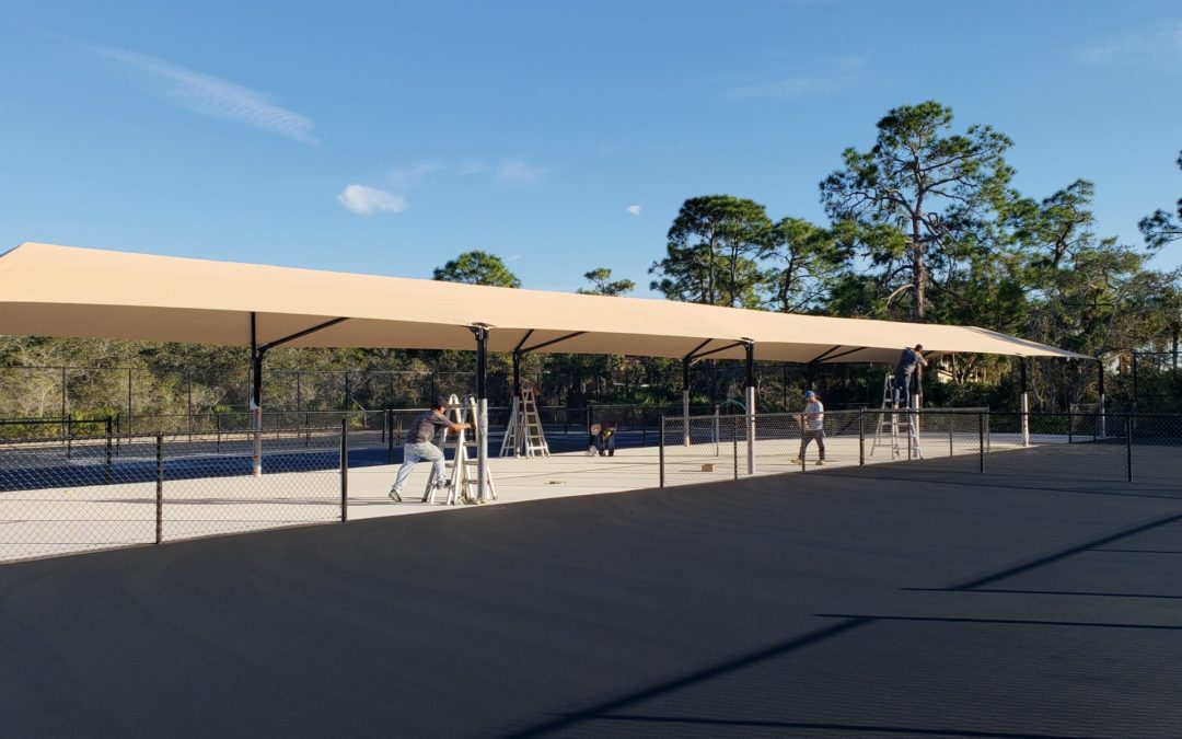 How To Measure An Area For Your Shade Sail