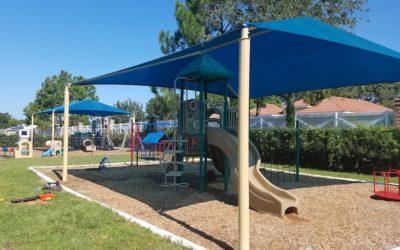 4 Reason Your Playground Needs Shading