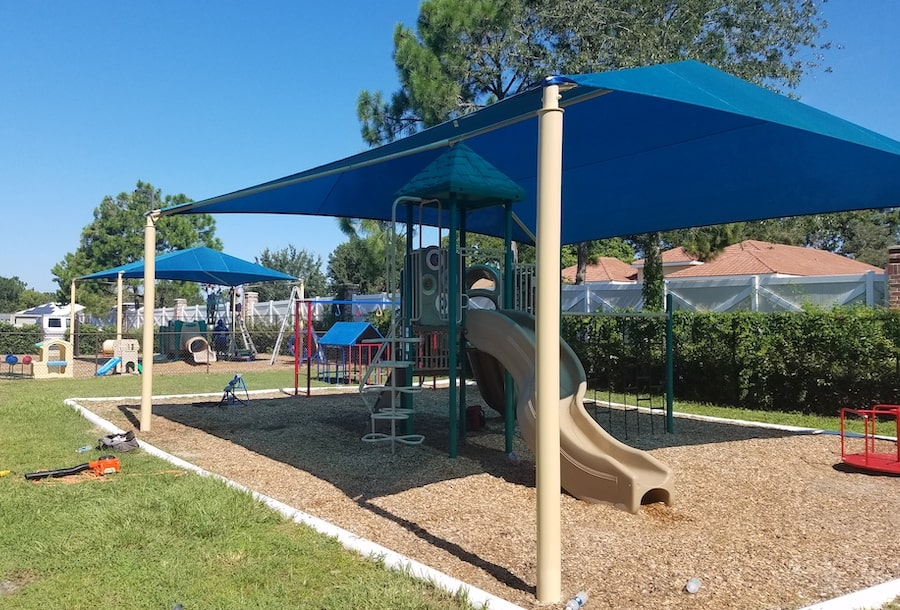 4 Reason Your Playground Needs Shading