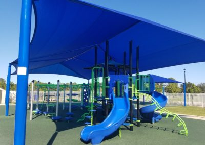 Els Center Shaded Playground