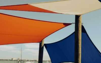 What to look for when selecting a Shade Sail Manufacturer or Installer