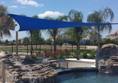 Pool Sail Shade