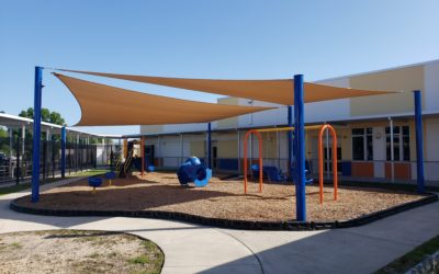 The Technology Behind Shade Sails